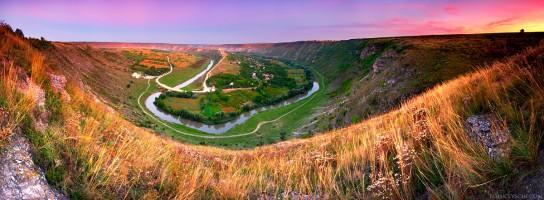 пейзаж, Молдова,