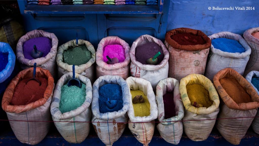 Шефшауен Марокко путешествие