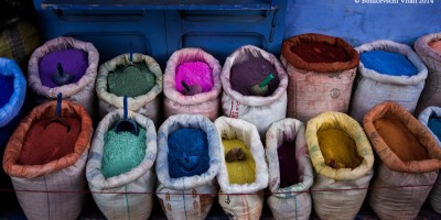 Краски города Шефшауен