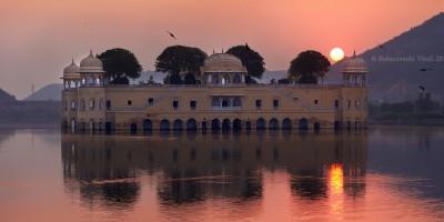 Джайпур, Дворец на воде