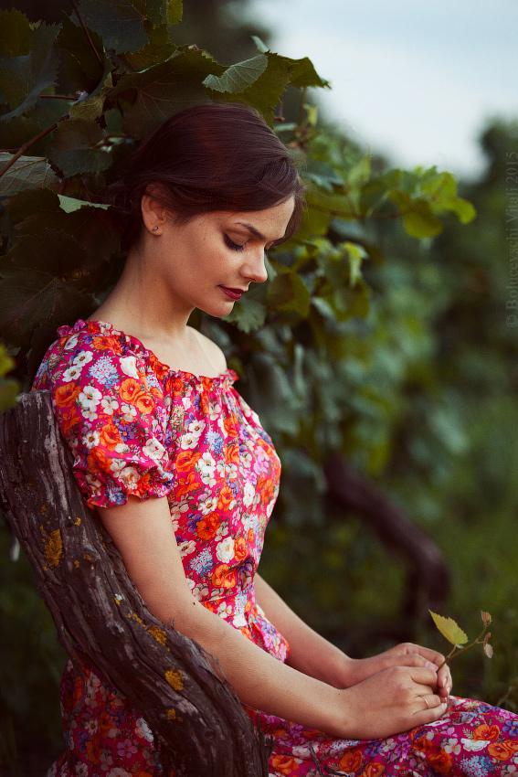 Портрет, Молдова, девушка